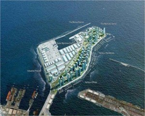 Dubai Maritime city2