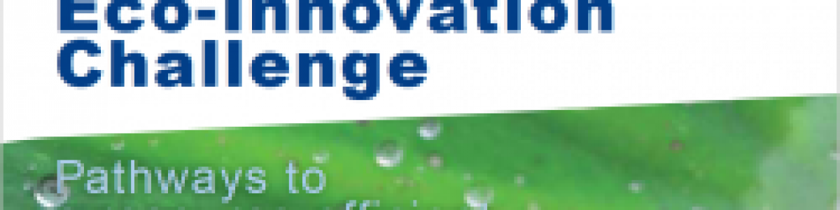 El reto de la eco-innovación en Europa