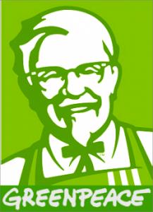 KFC Greenpeace