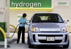 hydrogen-car