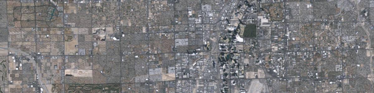 Las Vegas. 25 años de crecimiento urbano