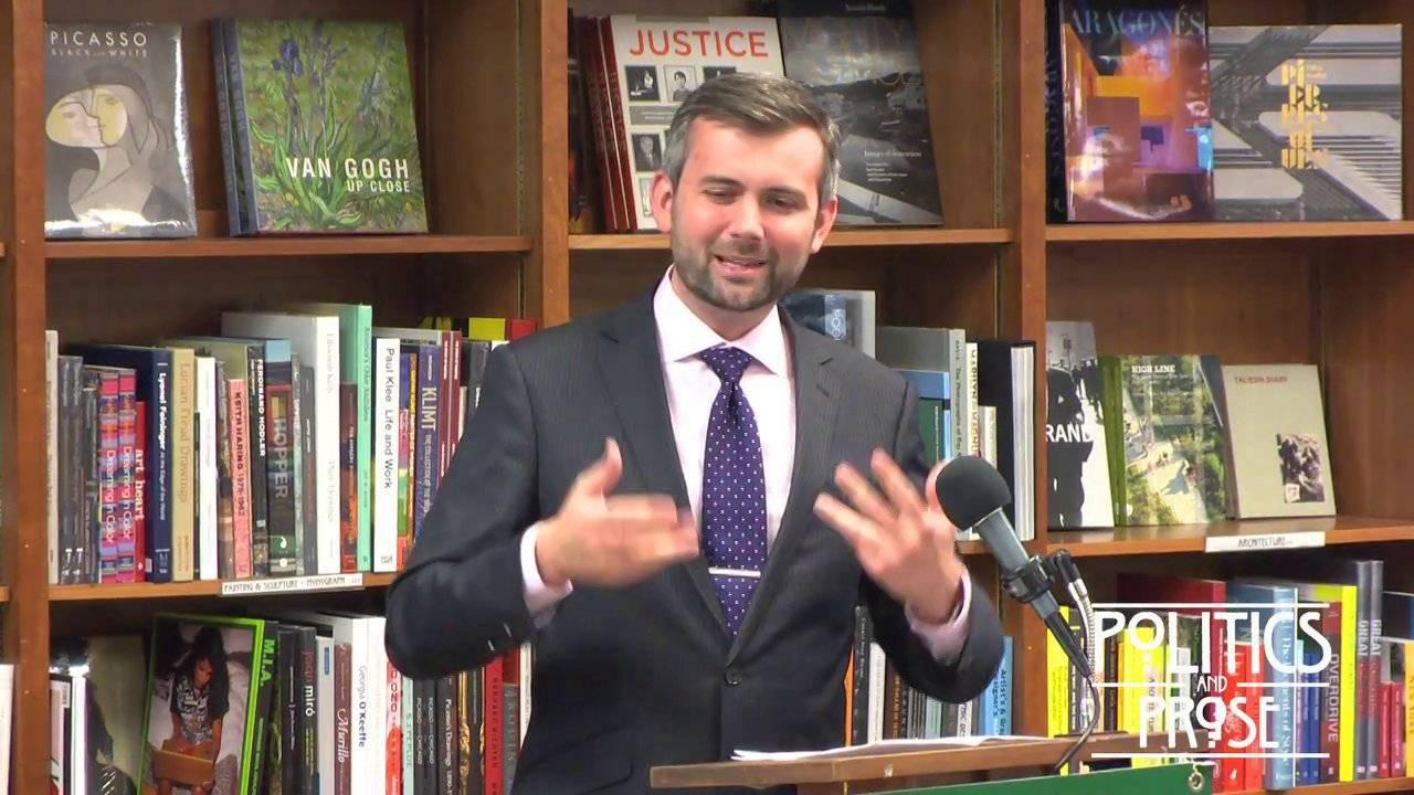 Neil Irwin, autor de The Alchemists