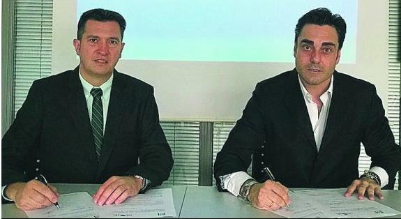 Ibon Linazisoro (Ekoiru) y Óscar Royuela (Instituto de Logística).