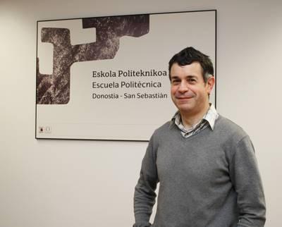 Juan Carlos Aldasoro Alustiza, doctor en Sociología por la UPV/EHU