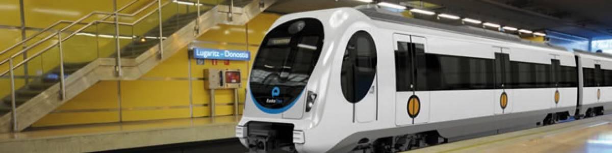 Euskotren renueva su parque móvil