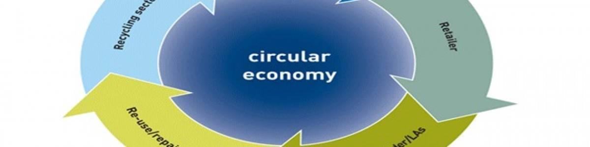 """""""Economía circular"""". Un enfoque innovador para el medio ambiente"""