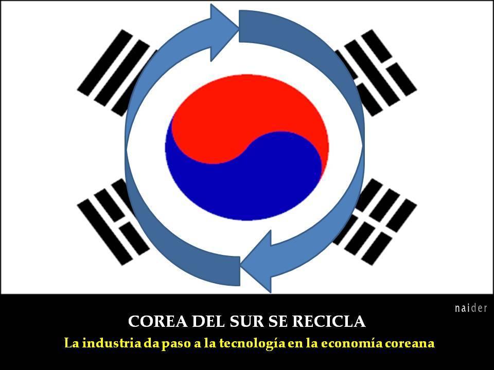 Corea del Sur se recicla