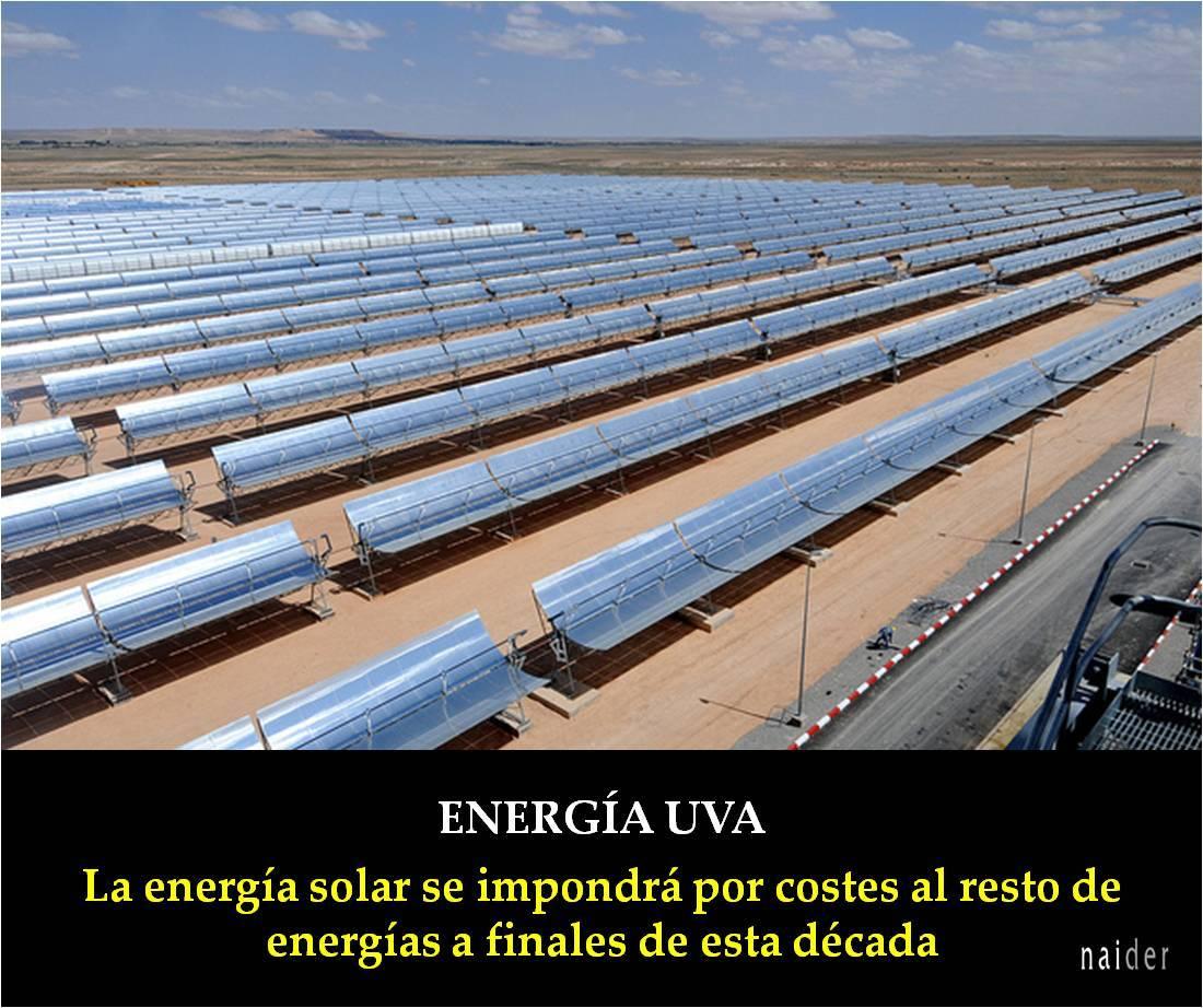 ENERGIA UVA