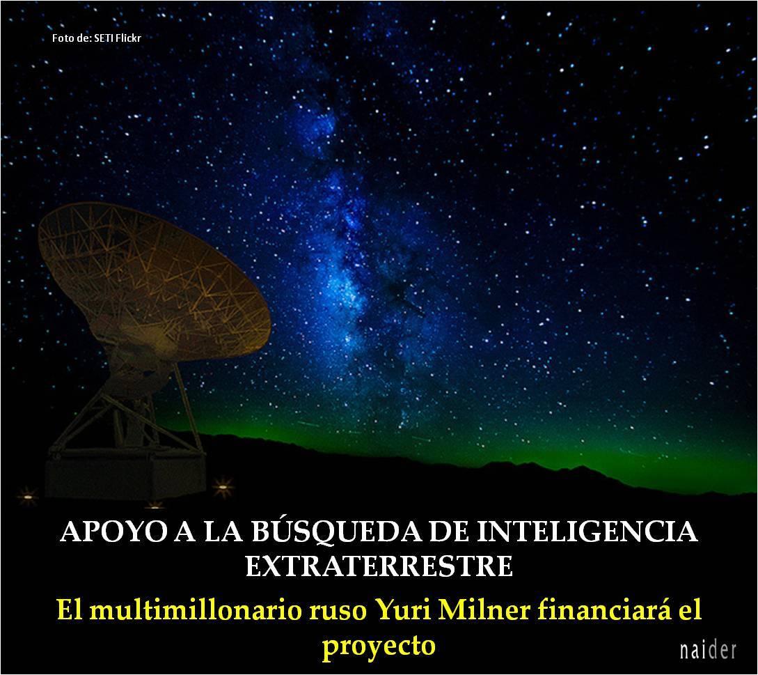 Inteligencia extraterrestre