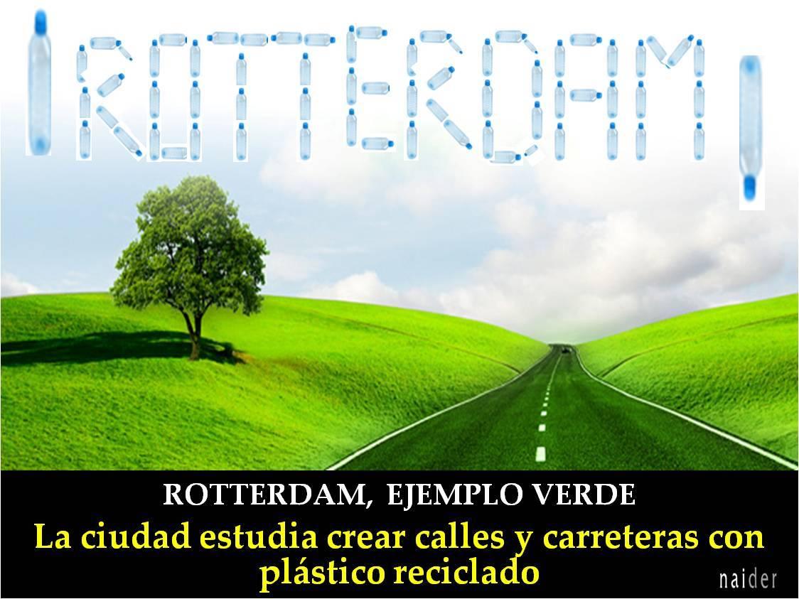 Rotterdam, ejemplo verde