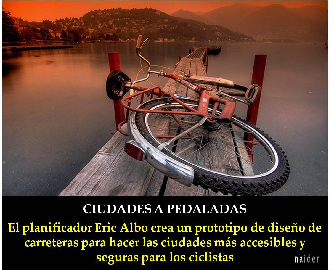 ciudades a pedaladas