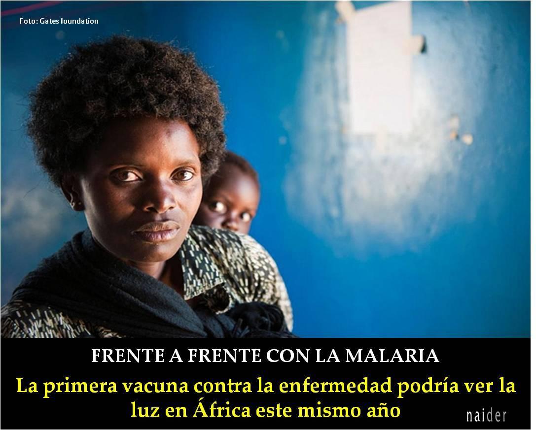 frente a frente con la malaria