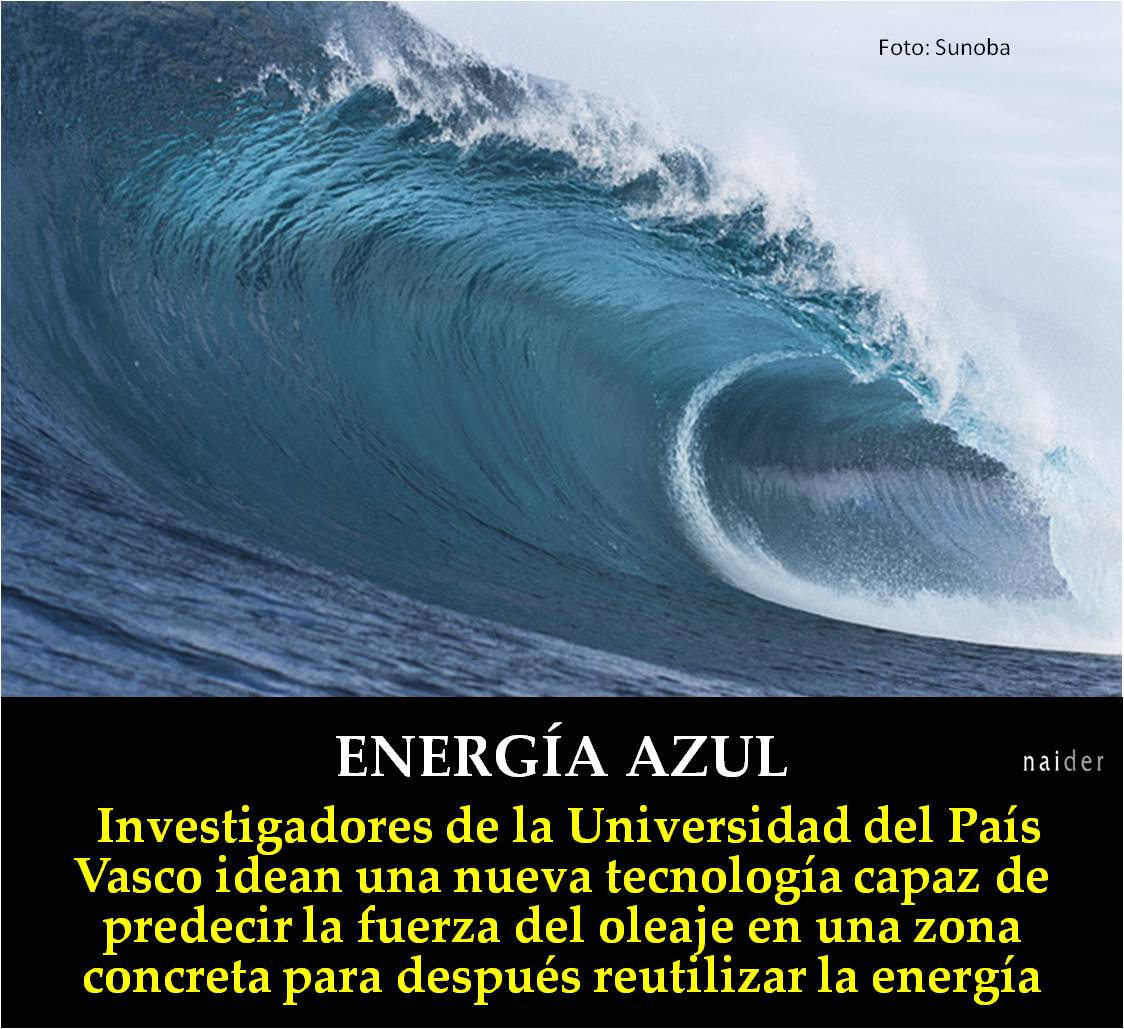 Energia azul buena