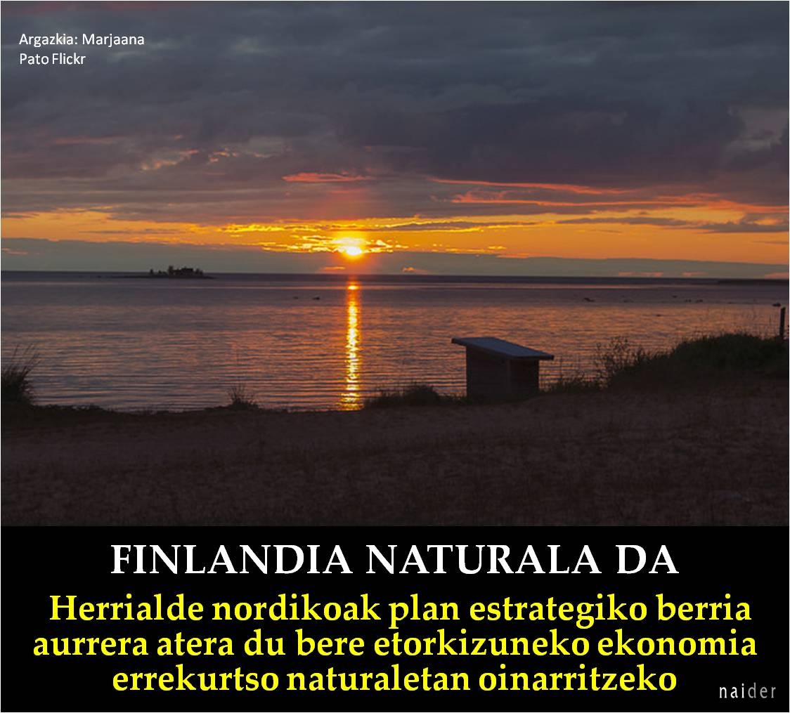 Finlandia naturala da