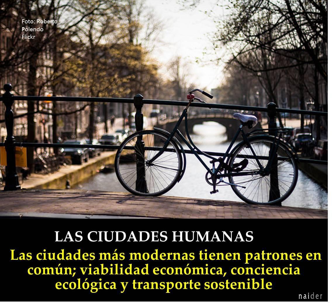 Las ciudades humanas