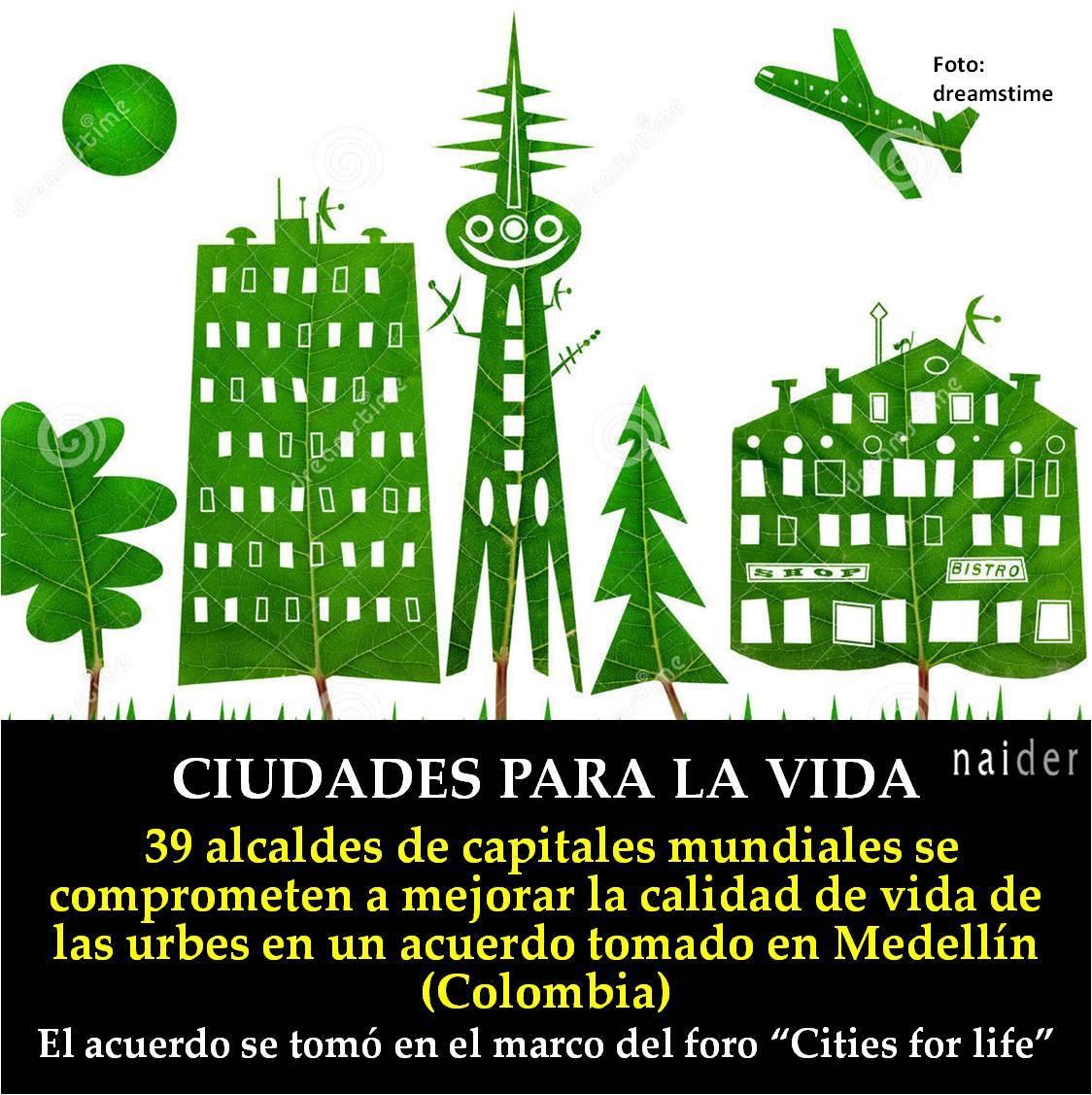 Ciudades para la vida