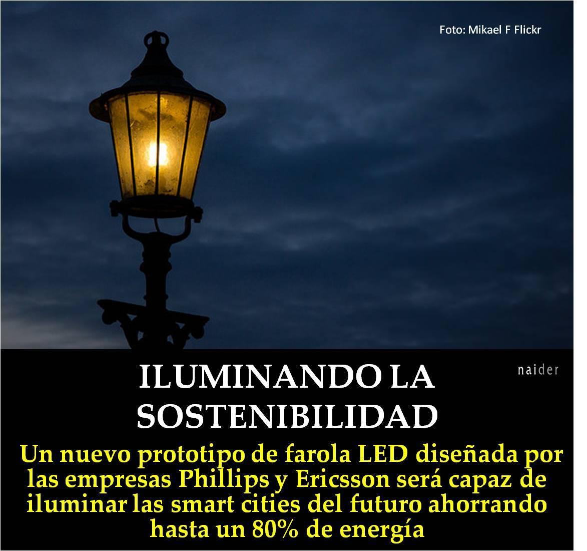 Iluminando la sostenibilidad buena
