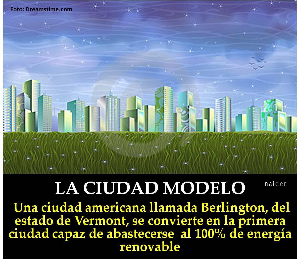 La ciudadd modelo buena
