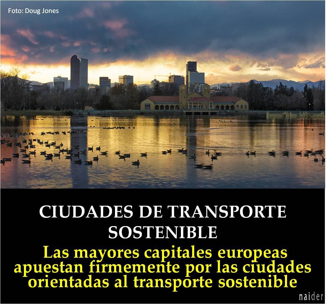 Ciudades de transporte sostenible