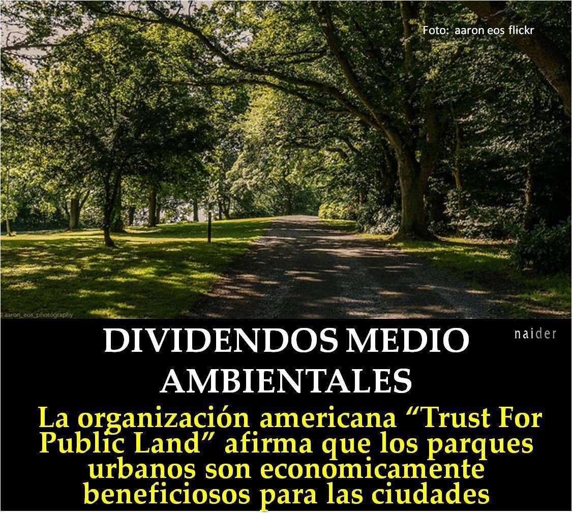 Dividendos medio ambientales