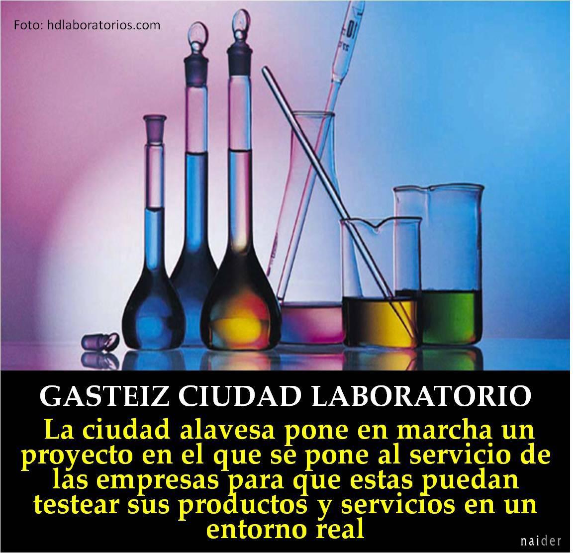 Gasteiz ciudad laboratorio
