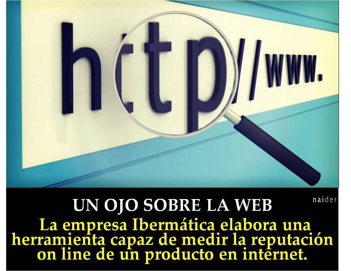 Un ojo sobre la web
