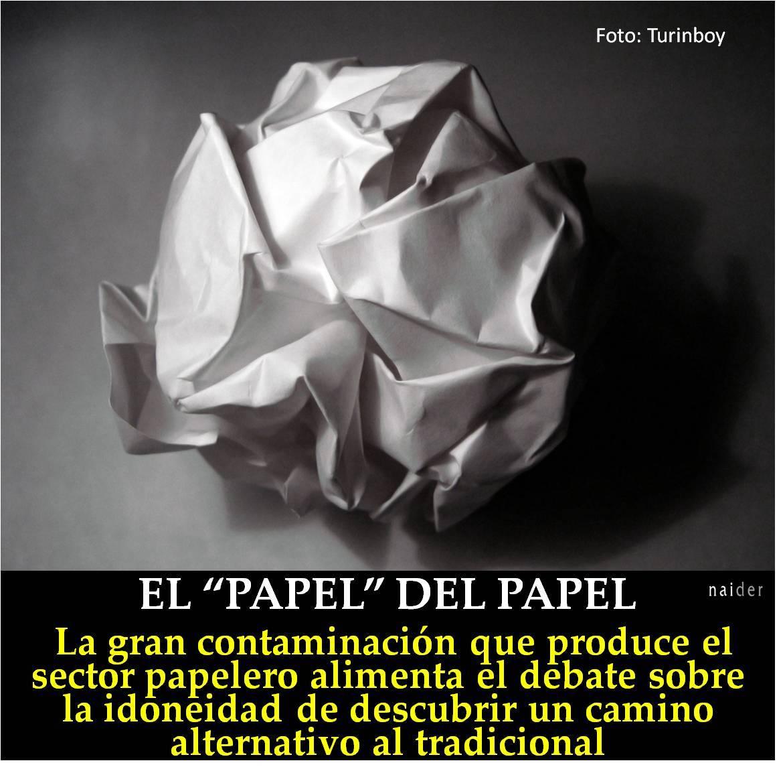 El papel del papel