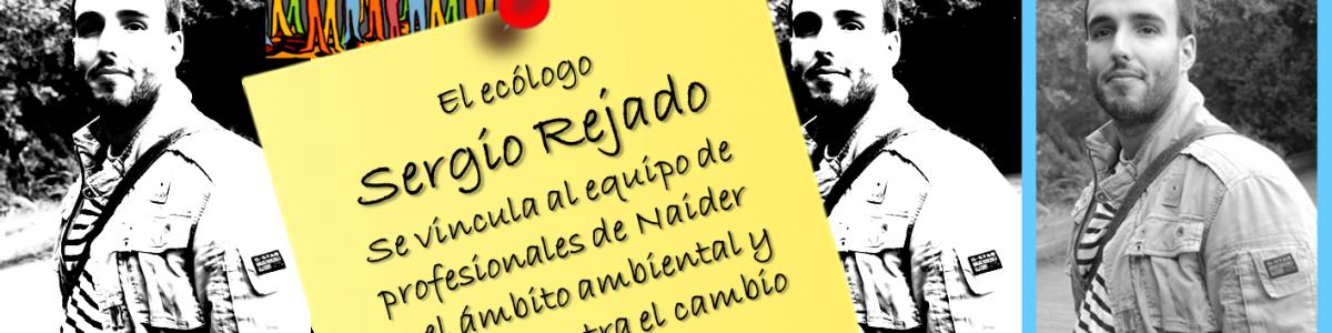 El ecólogo Sergio Rejado se une al proyecto Naider