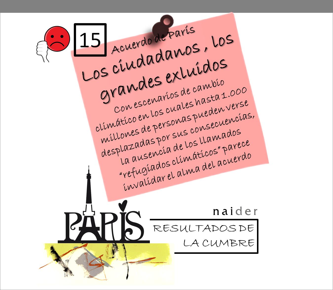 Paris agreement 15