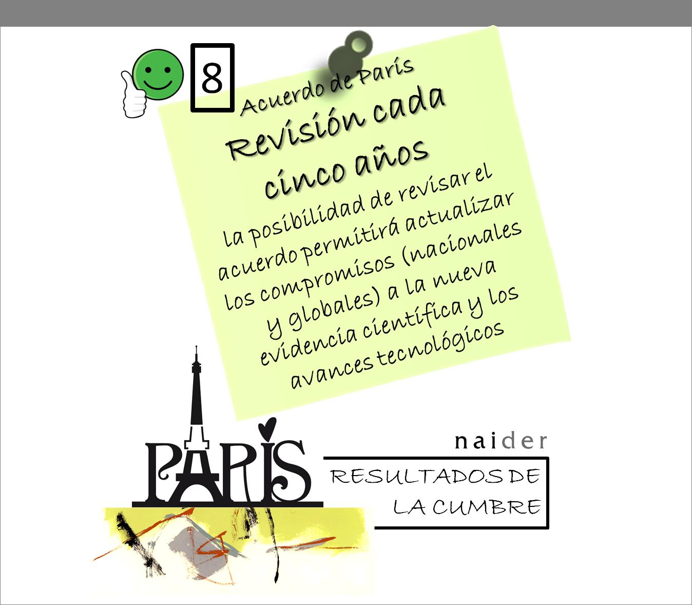 Paris agreement 8