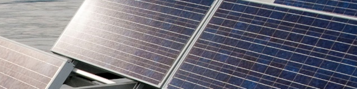 La mayor huerta solar flotante del mundo