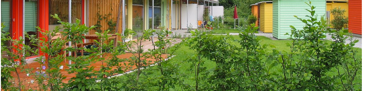 Schlierberg: El barrio verde por excelencia