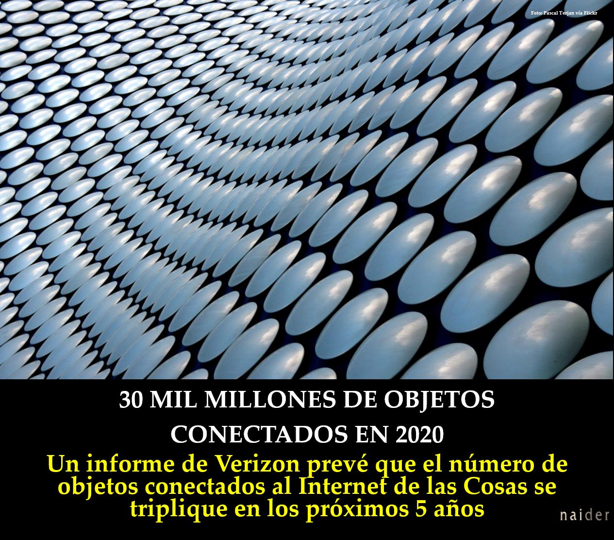 30 mil millones de objetos infopost