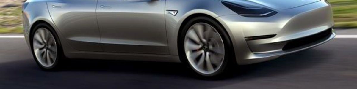 El gran arranque de Tesla Model 3