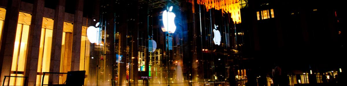 Las ingresos de Apple caen por primera vez desde 2003