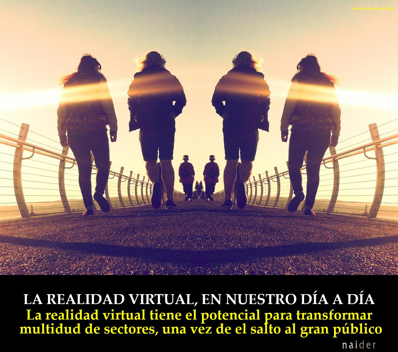 la realidad virtual en nuestro dia a dia infopost
