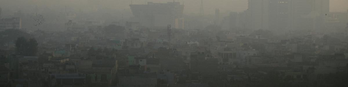 El 80% de los habitantes urbanos, expuestos a contaminación severa