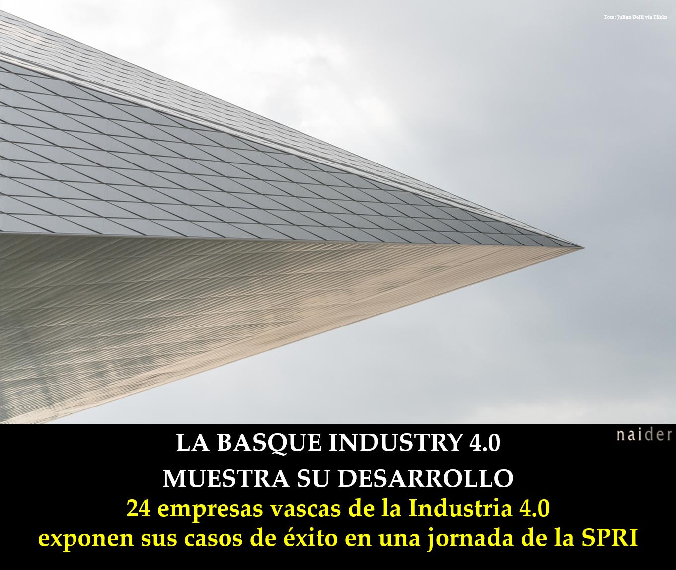 La Basque Industry 4 muestra su desarrollo