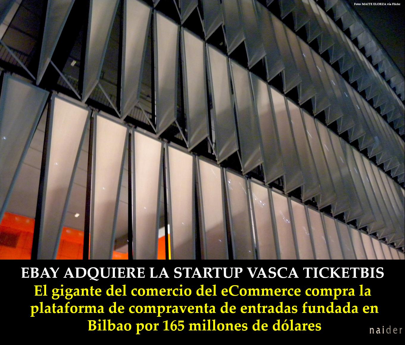 ebay adquiere la startup vasca ticketbis infopost