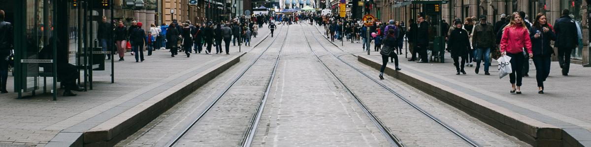 El plan de Helsinki para que no resulte necesario tener coche