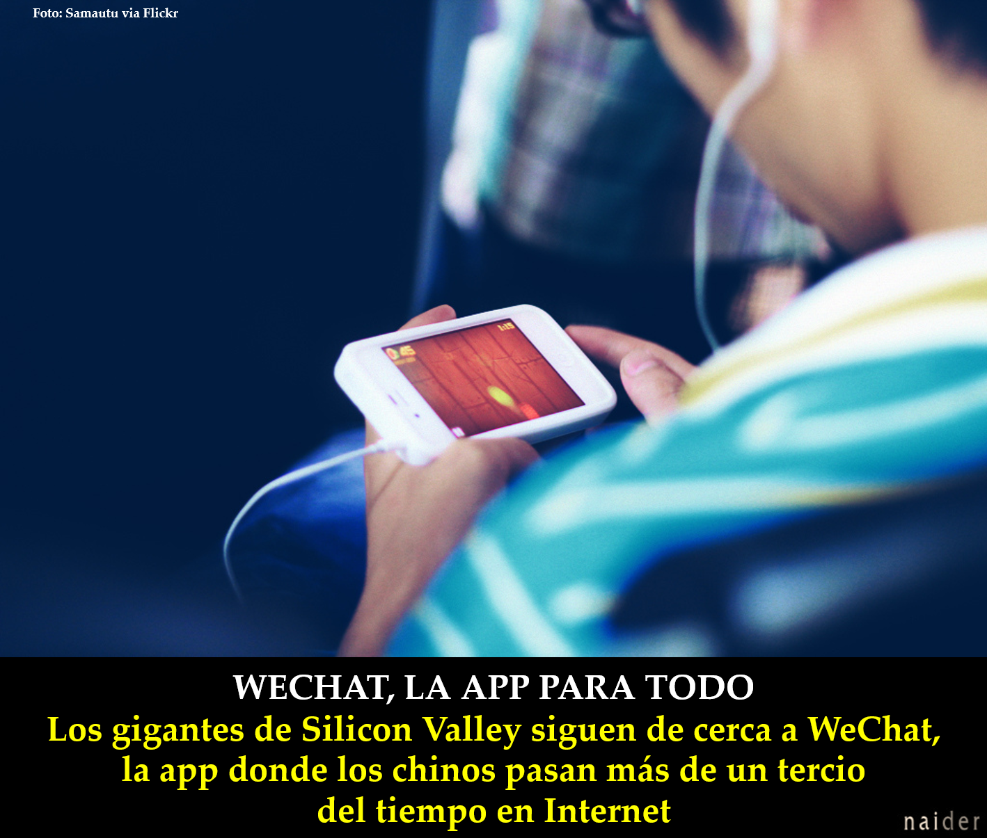 WeChat-infopost