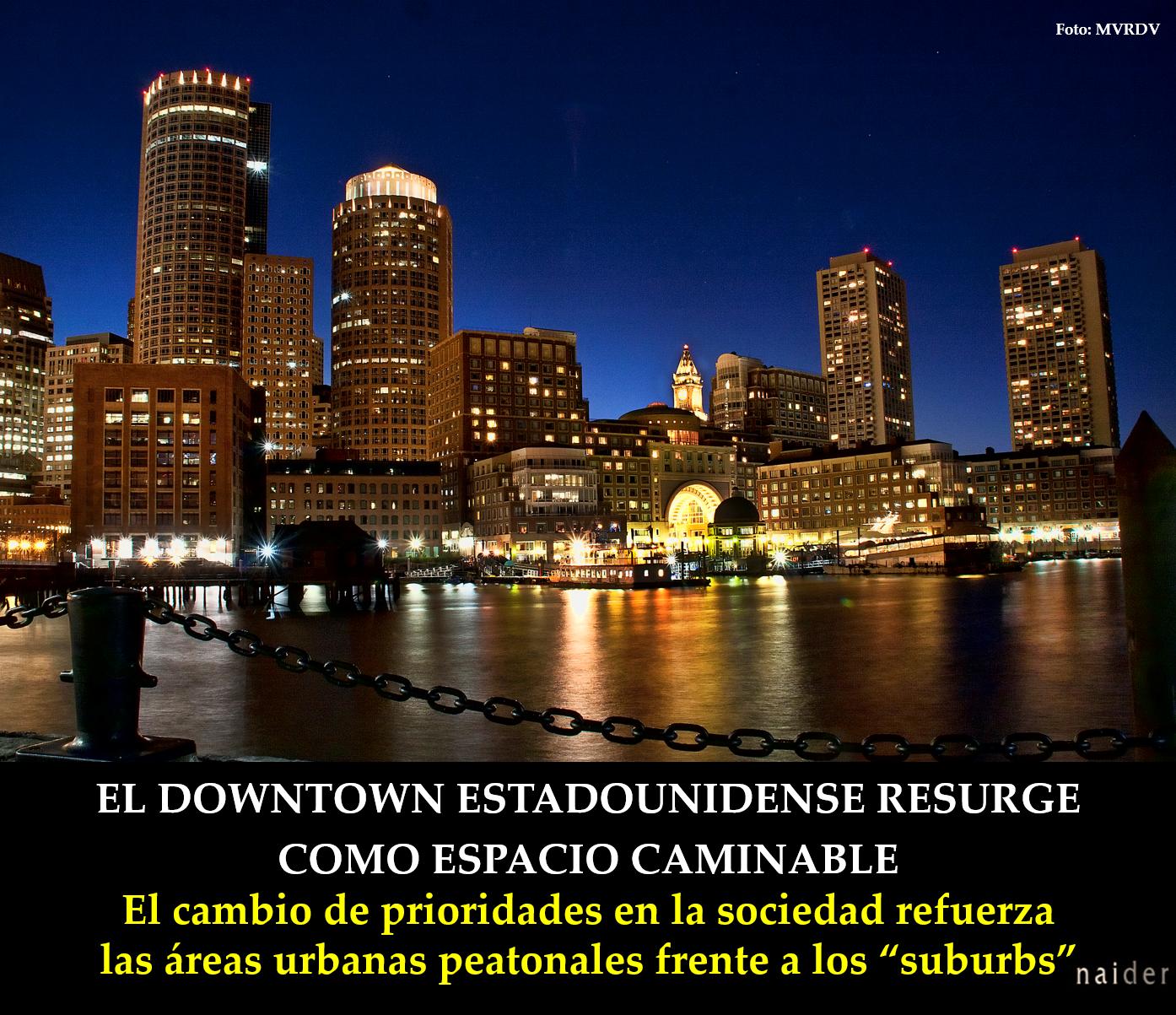 el downtown estadounidense infopost