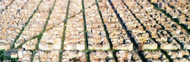 La primera 'supermanzana' de Barcelona