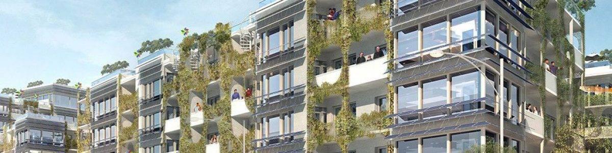 La mayor comunidad de viviendas pasivas del mundo