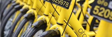 """El """"Uber de las bicis"""" viene de China"""