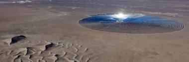 La planta solar que nunca duerme
