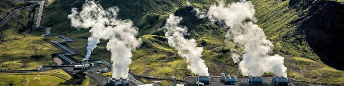 La central que convierte el CO2 en piedra
