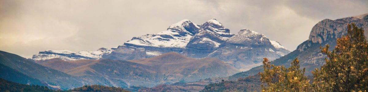 Las nieves del Pirineo, en riesgo