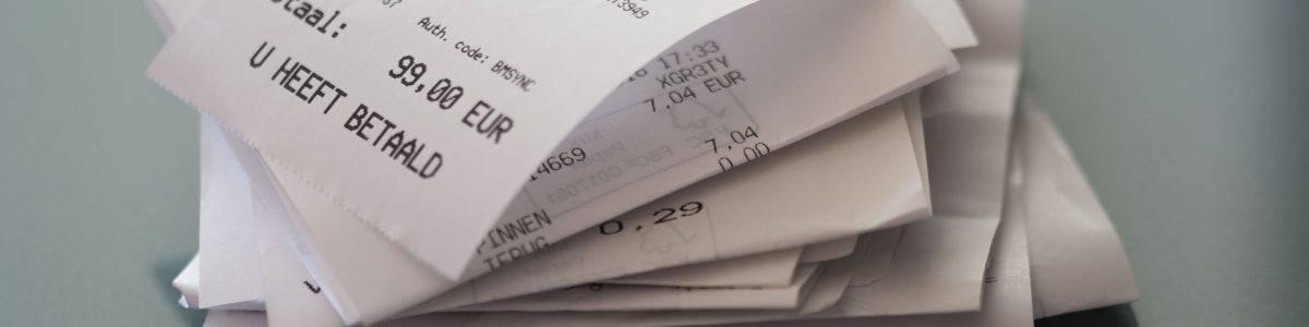 La necesidad de eliminar los tickets de papel