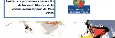 Programa Itsaspen: Ayudas a la promoción y desarrollo del litoral de la C.A. de Euskadi